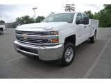 2015 Chevrolet Silverado 2500HD WT Double Cab Utility Data, Info and Specs