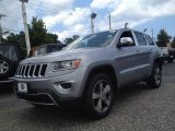 2014 Billet Silver Metallic Jeep Grand Cherokee Limited 4x4 #95652509