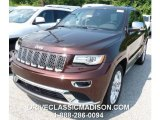 2014 Deep Auburn Pearl Jeep Grand Cherokee Summit 4x4 #95652933