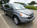 2011 Polished Metal Metallic Honda CR-V SE 4WD #95653076