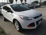 2014 Oxford White Ford Escape S #95652628