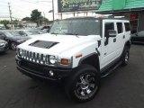 2006 White Hummer H2 SUV #95652821