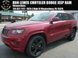 2014 Deep Cherry Red Crystal Pearl Jeep Grand Cherokee Laredo 4x4 #95652811