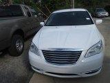 2014 Bright White Chrysler 200 Touring Sedan #95652690