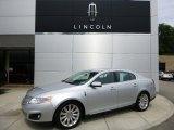 2011 Silver Diamond Premium Coat Metallic Lincoln MKS AWD #95652791