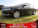 2015 Black Chrysler 200 Limited #95652782