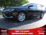 2015 Black Chrysler 200 Limited #95652781