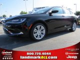 2015 Black Chrysler 200 Limited #95652780