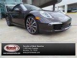 2012 Macadamia Metallic Porsche 911 Carrera S Cabriolet #95652862