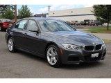 2014 Mineral Grey Metallic BMW 3 Series 328i xDrive Sedan #95695208