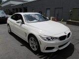 2014 BMW 4 Series Alpine White