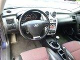 Hyundai Tiburon Interiors