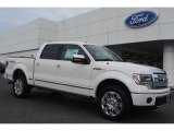 2014 Ford F150 Platinum SuperCrew 4x4 Data, Info and Specs