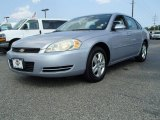 2006 Glacier Blue Metallic Chevrolet Impala LT #95695139