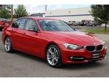 2014 Melbourne Red Metallic BMW 3 Series 328i xDrive Sedan #95695199