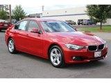 2014 Melbourne Red Metallic BMW 3 Series 328i xDrive Sedan #95695194