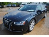 Audi A8 2015 Data, Info and Specs