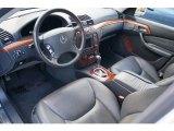 2001 Mercedes-Benz S Interiors