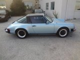 1984 Porsche 911 Glacier Blue