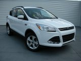2014 Oxford White Ford Escape SE 2.0L EcoBoost #95734264