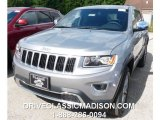 2014 Billet Silver Metallic Jeep Grand Cherokee Limited 4x4 #95734440