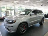 2014 Billet Silver Metallic Jeep Grand Cherokee SRT 4x4 #95734342