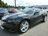 2015 Black Chevrolet Camaro SS/RS Coupe #95734156