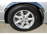 Cadillac Seville Wheels and Tires