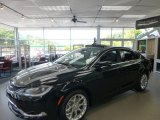 2015 Black Chrysler 200 C AWD #95734336