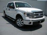 2014 Oxford White Ford F150 XLT SuperCrew #95734254