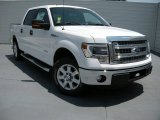 2014 Oxford White Ford F150 XLT SuperCrew #95734253