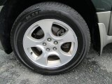 Subaru Forester 2004 Wheels and Tires