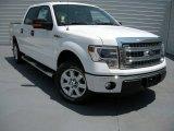 2014 Oxford White Ford F150 XLT SuperCrew #95734251
