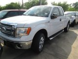 2014 Oxford White Ford F150 XLT SuperCab #95733938