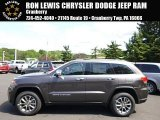 2014 Granite Crystal Metallic Jeep Grand Cherokee Limited 4x4 #95734050