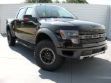 2014 Tuxedo Black Ford F150 SVT Raptor SuperCrew 4x4 #95734245