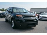 2014 Tuxedo Black Ford Explorer Limited #95734316