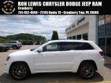 2014 Bright White Jeep Grand Cherokee SRT 4x4 #95734047