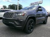2014 Granite Crystal Metallic Jeep Grand Cherokee Laredo 4x4 #95733869