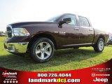 2014 Western Brown Ram 1500 Big Horn Crew Cab #95734116