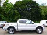 2014 Ingot Silver Ford F150 FX4 SuperCrew 4x4 #95734023