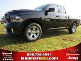 2014 Black Ram 1500 Sport Quad Cab #95734107