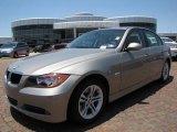 2008 Platinum Bronze Metallic BMW 3 Series 328i Sedan #9568705