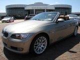 2008 Platinum Bronze Metallic BMW 3 Series 328i Convertible #9568735