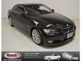 2008 Black Sapphire Metallic BMW 3 Series 328i Convertible #95734293