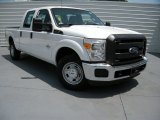 2015 Oxford White Ford F250 Super Duty XL Crew Cab #95734271