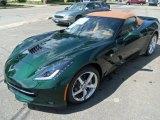 Chevrolet Corvette 2014 Data, Info and Specs