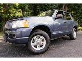2004 Ford Explorer Medium Wedgewood Blue Metallic