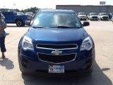 2010 Navy Blue Metallic Chevrolet Equinox LS #95801076