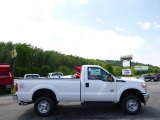 2015 Oxford White Ford F250 Super Duty XL Regular Cab 4x4 #95801052